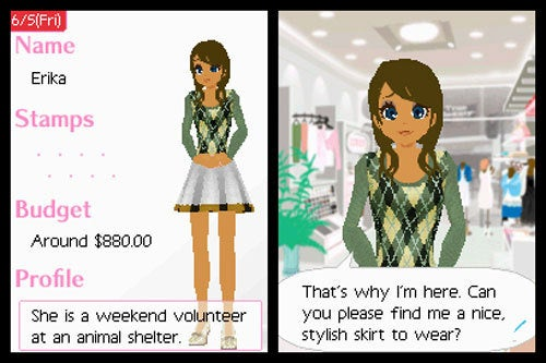 Style Savvy Review: Dressing Miss Michael