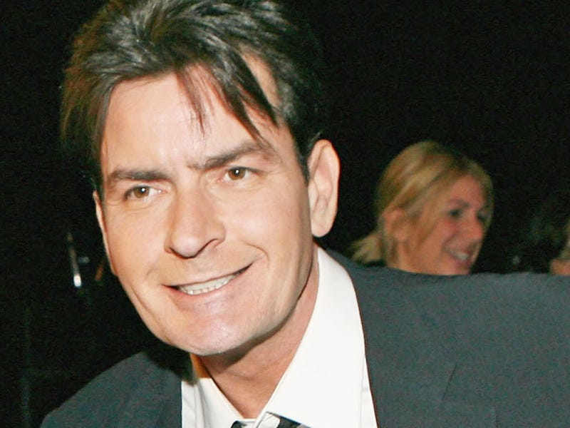 Charlie Sheen Already Cutting 'Rehab' Short
