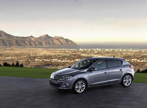 2009 Renault Megane Officially Revealed