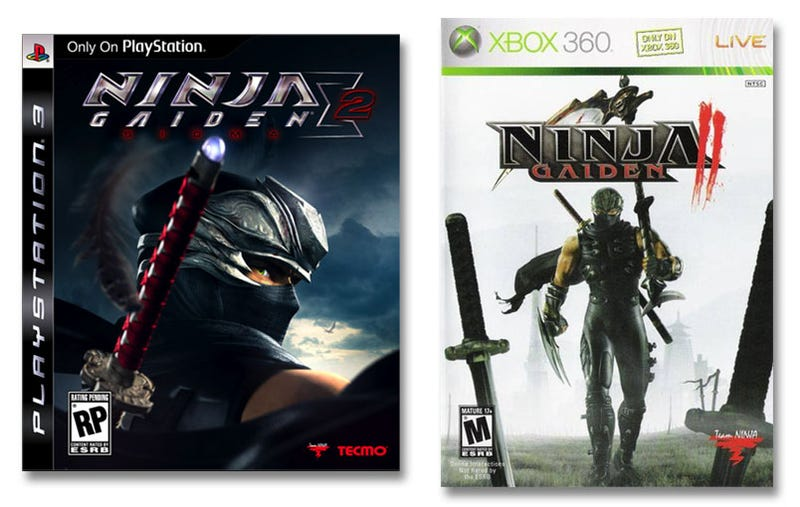 """Ninja Gaiden II Stretches Definition Of """"Only On"""""""