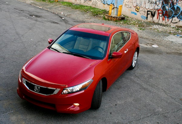2008 Honda Accord Coupe, Part One