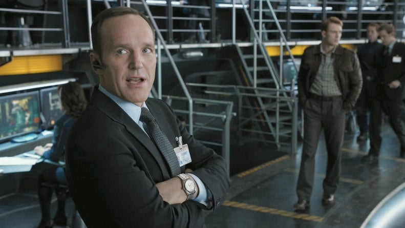 Agent Coulson will stay dead forever unless SHIELD gets picked up