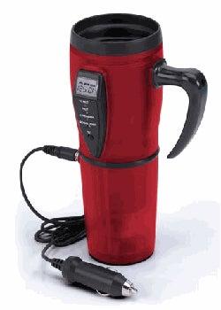 Smart Mug Heats, Maintains Liquid Temperature