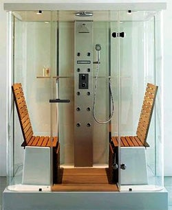 Luxury Multi-Function Steam Shower - $22,587