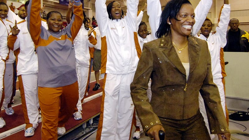 The Fall Of Texas Track Coach Bev Kearney Required Awesome Hubris