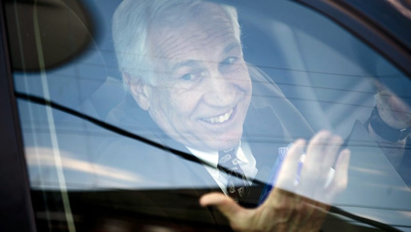 Jerry Sandusky Still Has A Legal Advantage Over His Accusers Because Pennsylvania Law Is Still Stupid