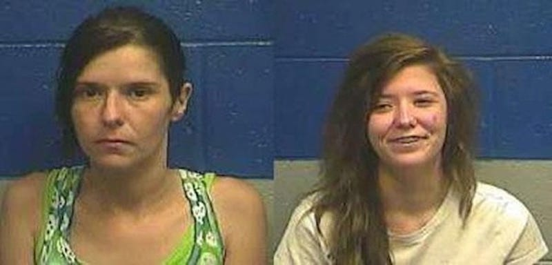 Mother-Daughter Duo Accused of Robbing a Post Office Three Times