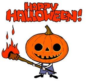 Halloween Hacks?