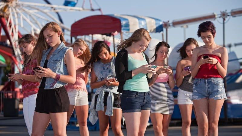 Risky Teen Behavior Today: Less Smoking, More Texting While Driving