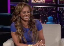 Mel B Talks to Chelsea Handler About Her New Show It's a Scary World