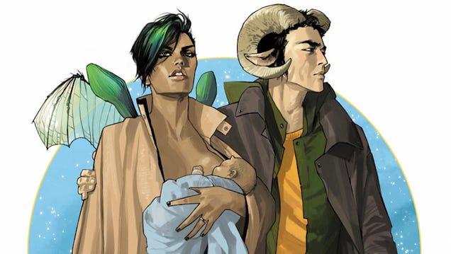 Saga Comics