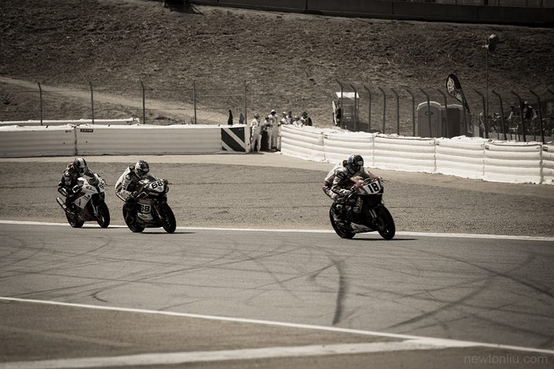 MotoGP Laguna Seca photo dump