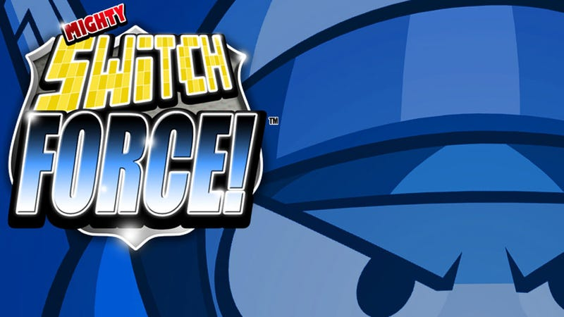 A Slim Chance for a Free Copy of Mighty Switch Force, an Excellent Chance at the Soundtrack