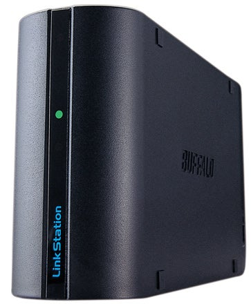 Buffalo LinkStation Mini: 240GB Ninja SSD