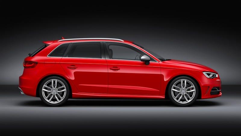 The 2014 Audi S3 Sportback Is More Hot Hatch Forbidden Fruit