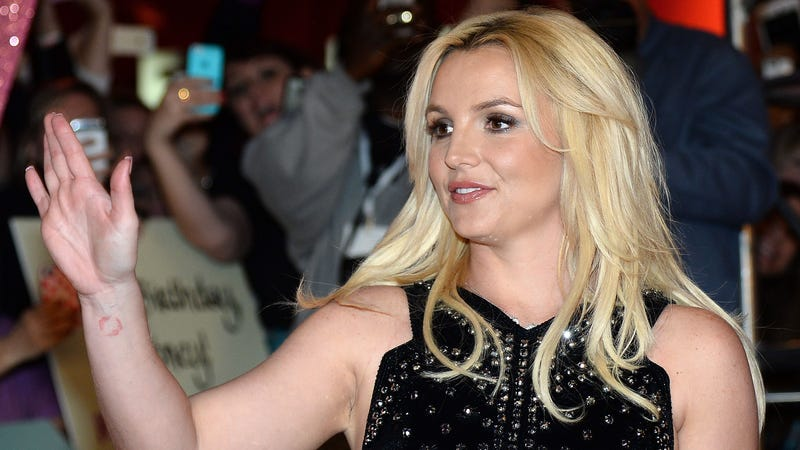 Complete Shithead Leaks Emotional Private Texts from Britney Spears