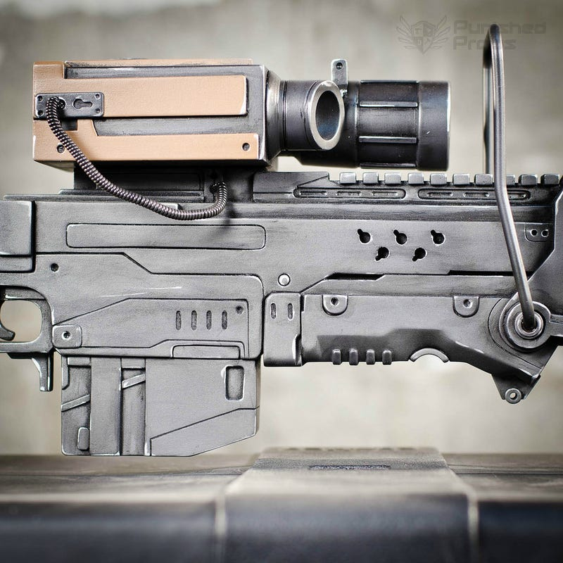 Are Game (Sniper Rifles) Art?