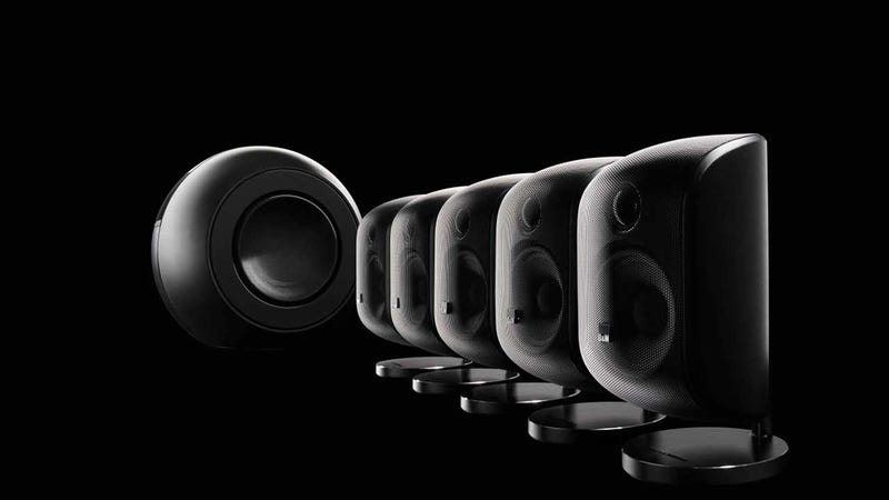 Bowers & Wilkins' New Surround Sound System Aims to Make Blu-ray Flicks Roar
