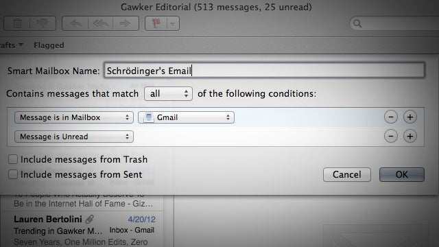 The Schrödinger Smart Inbox Forces You to Act on Emails that Matter