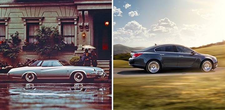 Buick PR Gets It Wrong on the Regal 40th Anniversary