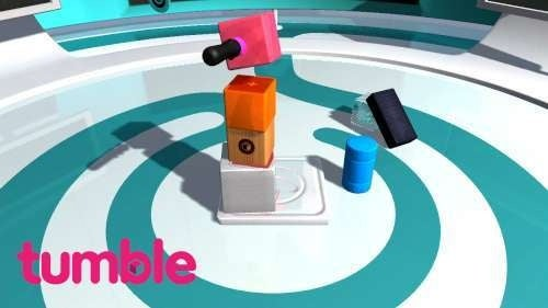Tumble Review: Barebone Blocks