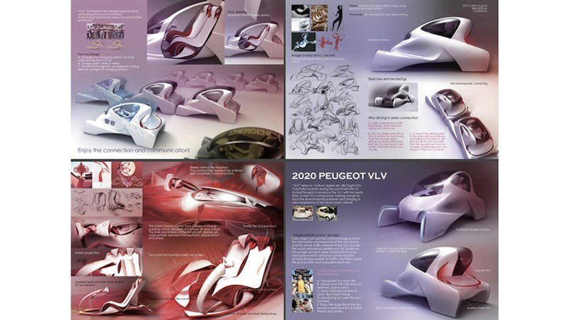 The future of Chinese car design