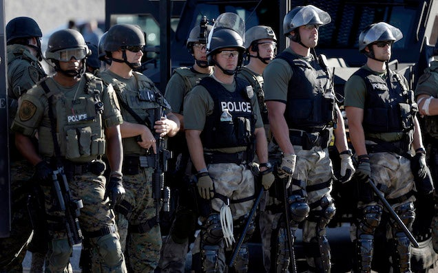 Missouri State Troopers Will Take Over Policing in Ferguson