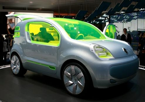 What Will Help Sell Electric Cars?