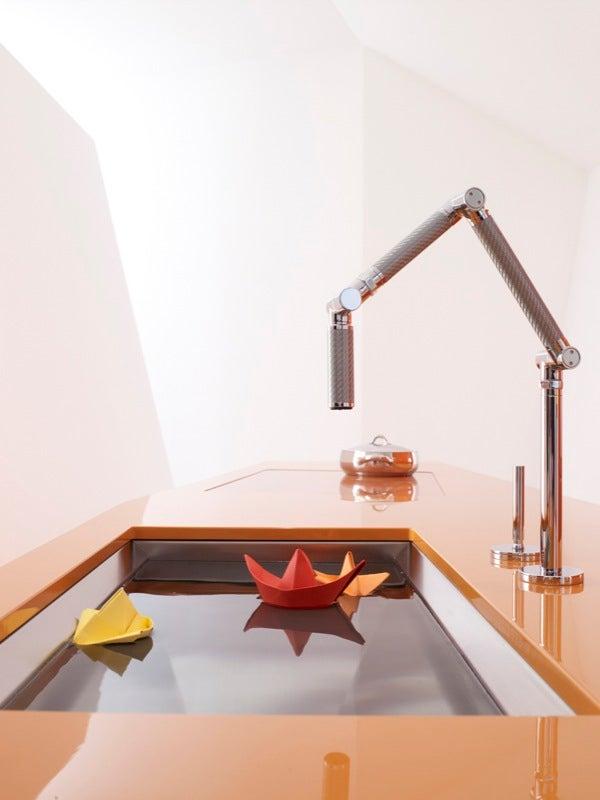 Kohler Karbon Is Modern Art Awesomeness For The Kitchen