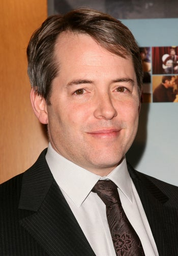 Matthew Broderick to Star in Off-Broadway TV Show