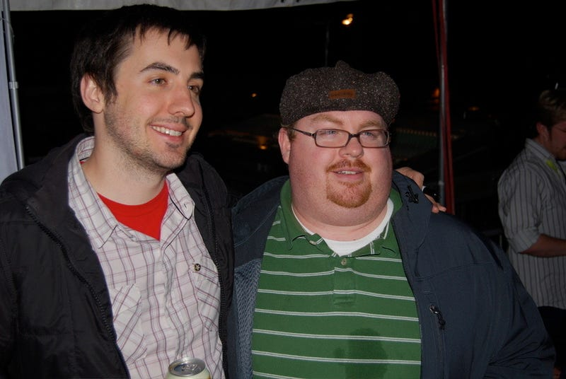 Digg Founder Kevin Rose Meets Platonic Ideal of Digg User