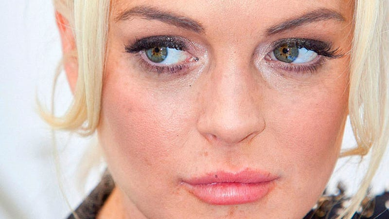 Lindsay Lohan to Pose Naked for Playboy