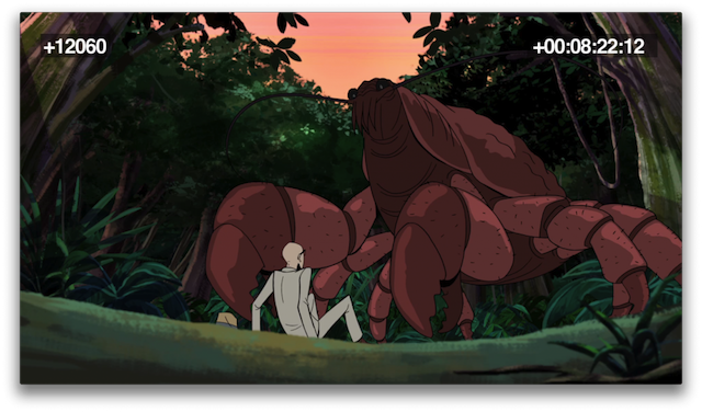 It's Doc versus a Giant Crustacean in a slew of new Venture Bros. images