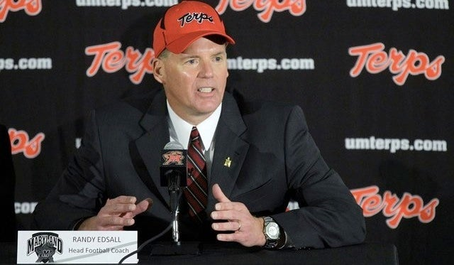 Maryland, His Maryland: Randy Edsall Is The Lawgiver