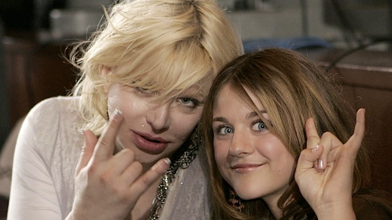 Fearing for Its Life, Courtney Love's Twitter Account Apologizes to Frances Bean Cobain