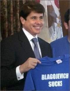 Tribune Didn't Get Blago Arrested Any Faster
