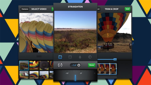 Instagram Adds Photo Straightening to iOS, Video to Android