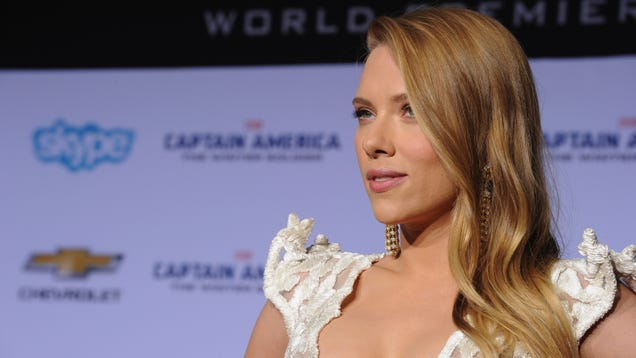 Scarlett Johansson Gives Birth to Healthy Baby Grandmother