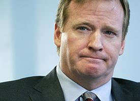 Roger Goodell Doesn't Want You To Have Any Influence