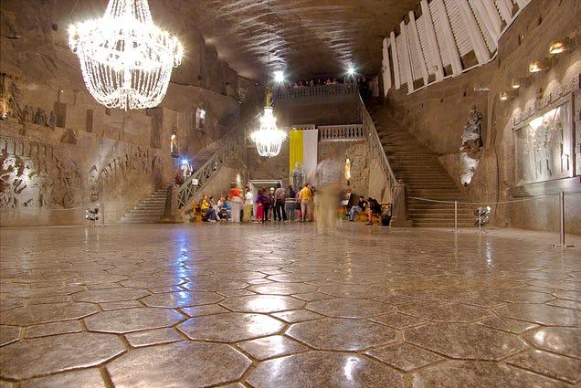 Haz turismo bajo tierra en algunas de las minas mas hermosas del mundo 812612867540237897
