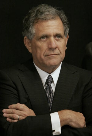 "New Movie Channel ""Royally Screwed"" Les Moonves"