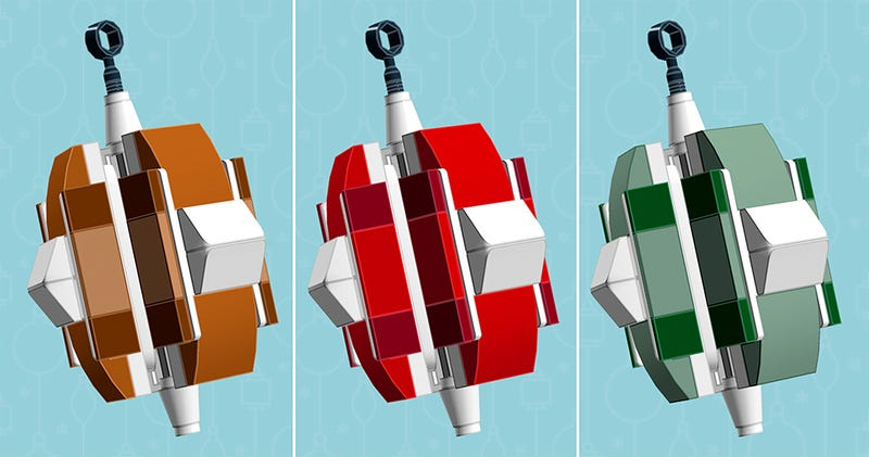 'Tis the Season To Start Building All These New Lego Ornaments