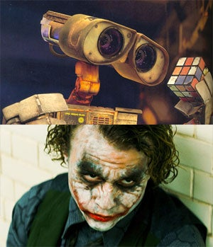 'Wall-E' vs. 'The Dark Knight': Who Has a Better Shot at Best Picture?