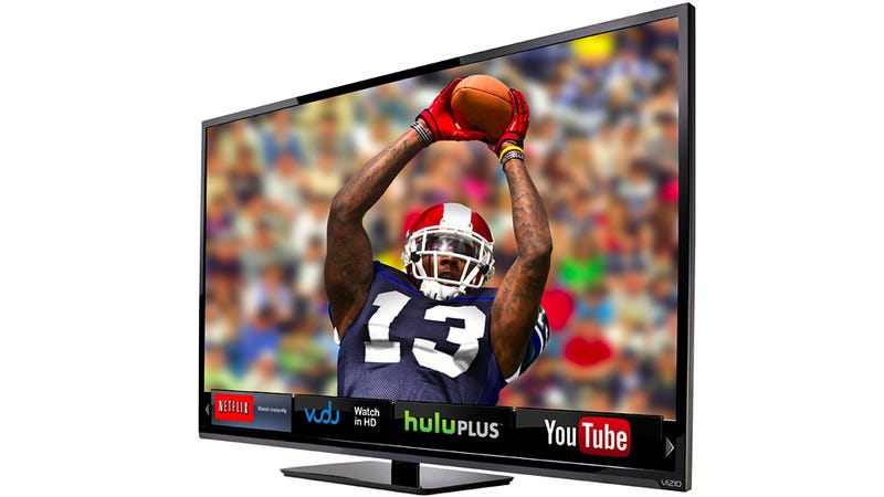 Vizio's New 60-Inch Flagship HDTV Anchors Your Living Room For Just $1000