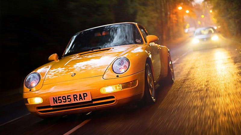 Driving Porsches Across Europe Is Something We Should All Do
