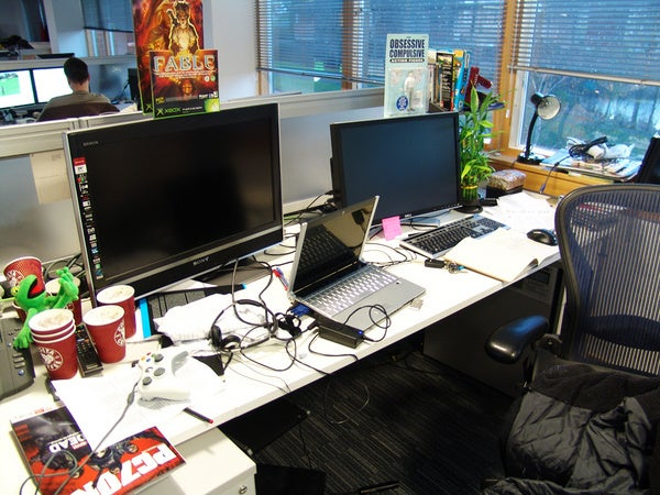 Work and Play: An Updated Peek Inside the Lives of Gaming's Greatest