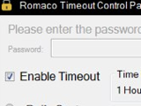 Romaco Timeout Puts the Brakes on Your Computer Overuse