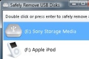 Quickly Eject USB Gadgets with USB Disk Ejector
