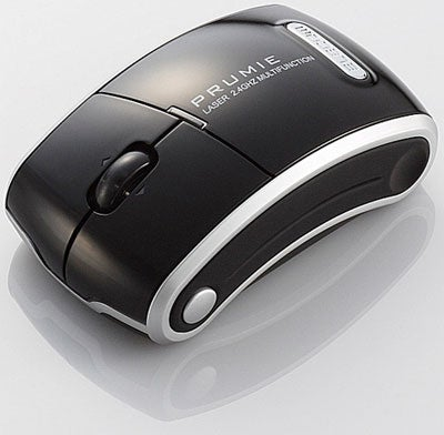 Elecom Prumie Mouse: Wireless, 31 Function Macro