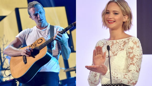 Jennifer Lawrence Has Reportedly Called It Quits with Chris Martin